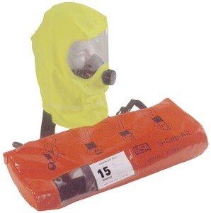Aparat oddechowy ucieczkowy S-Cap Air
