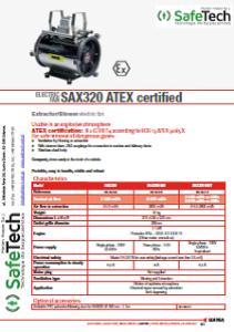 sax 320 frame en