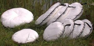 poduszka sorbentowa kanałowa