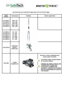 Akcesoria dla podpór stabilizacyjnych Profix Max frame.pdf