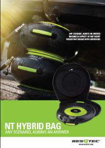 NT hybrid Bag frame