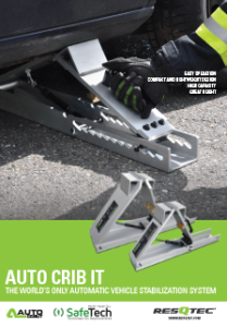 Auto crib-it frame