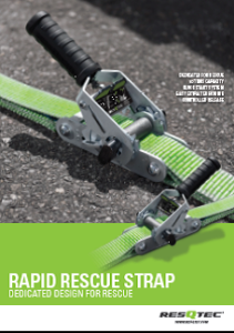 Rapid Rescue Strap flyer frame