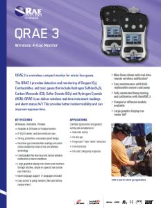 Q RAE 3 frame