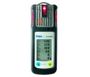 Detektor wielogazowy Dräger X-am® 5600